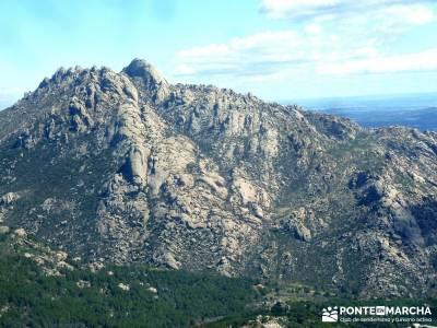 Sierra de los Porrones - Ruta de las Cabras; rutas fin de semana largo viajes senderismo verano